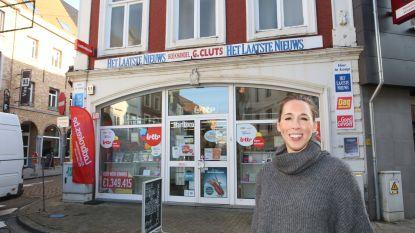 """Annelies ziet klantenbestand na overname krantenwinkel mooi verder groeien: """"Ik geloof dat de papieren krant zal blijven bestaan"""""""
