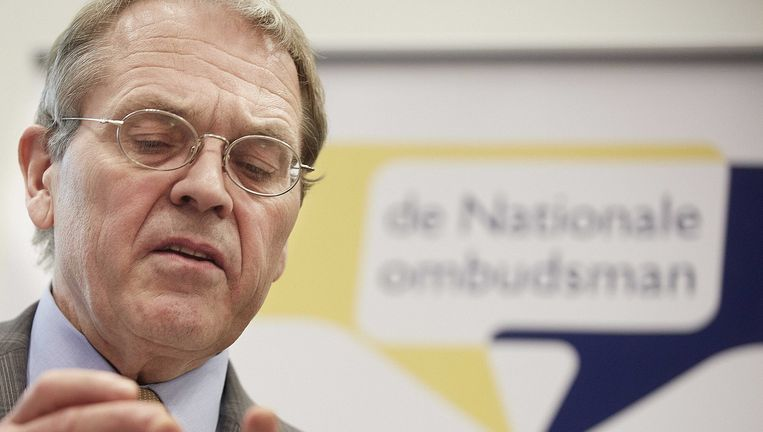 Alex Brenninkmeijer was de Nationale Ombudsman tot 31 december 2013. Beeld ANP