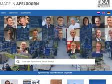 Apeldoornse bedrijven pronken met export in boek 'Made in Apeldoorn'