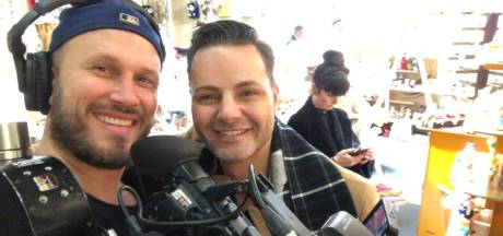 Deze ex-Tukker gaf glamourboy Fred van Leer een ander gezicht