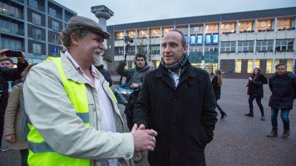 Vreedzame start gele hesjesbeweging kent met 30 betogers magere opkomst