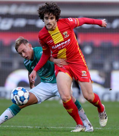 Corboz maakt rentree bij GA Eagles in late uitbeurt bij Telstar, weer blessure voor Ross
