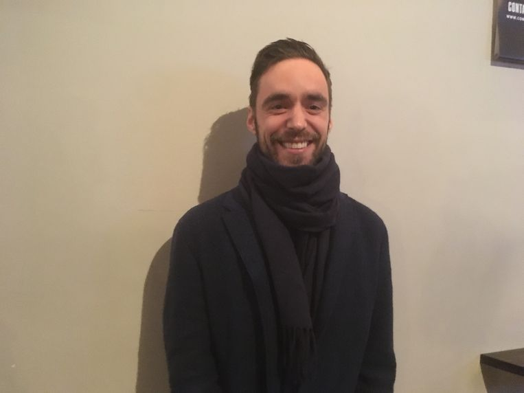 Michael (37), modeontwerper Beeld null