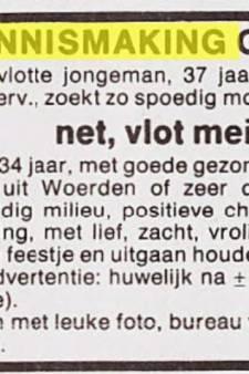 Het Tinder van toen: 5 x hilarische contactadvertenties uit Woerdense kranten