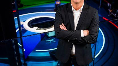 """Stef Wauters presenteert vanaf morgen VTM Nieuws in nieuwe studio in Antwerpen: """"Mensen zullen blijven kijken naar nieuws dat ze vertrouwen"""""""