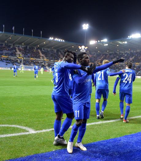KRC Genk recordhouder in Europa League