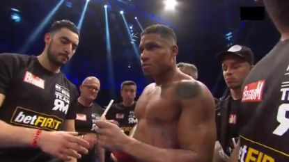 Geen Belgische triomf: Ryad Merhy verliest kamp om WBA-wereldtitel