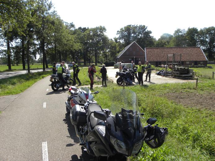 Motorrijder gewond in Winterswijk