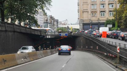 Licht aan het einde van de Rogiertunnel: groot onderhoud moet sluitingskans verkleinen