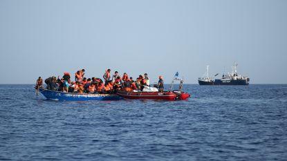 20.000 migranten omgekomen in Middellandse Zee sinds 2014