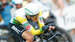 Dennis maakt favorietenrol waar in proloog Vuelta en verovert rode leiderstrui, Campenaerts derde