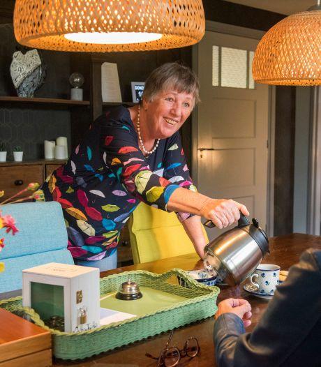 In het Bijna Thuis Huis brengen mensen hun laatste levensfase door: 'Het is fantastisch hier'