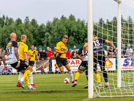Aanvallend onmachtig NAC verliest met 0-1 van Lokeren