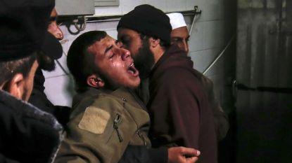 Israëlische luchtaanvallen op Gaza na incidenten aan de grens