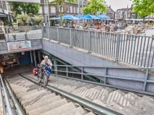 Onvrede over 'oplossing' Oosterhoutse fietsenstalling: 'Weggegooid geld'