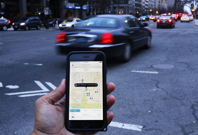 Uber offre actuellement en Californie la possibilité à certains chauffeurs de fixer eux-mêmes les prix de leurs courses.