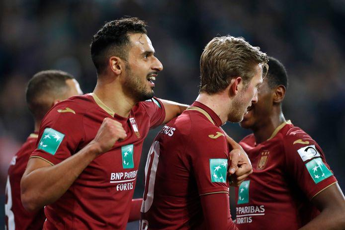 Nacer Chadli ne devrait pas revenir à Anderlecht.