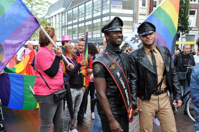 De Dordrecht Pride vindt volgend jaar in september plaats.