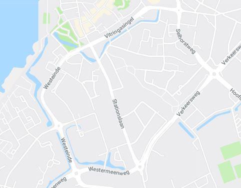 Als de Vitringasingel wordt doorgeknipt wordt het volgens de gemeente te druk op met name de Westermeenweg, de Verkeersweg en de Selhorstweg. Dat gaat vooral bij (fiets)oversteekplaatsen, rotondes en bushaltes tot problemen leiden voor de doorstroming.