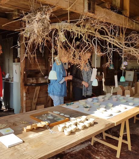 Haarense atelierroute '4 de Kunsten' verbeeldt dromen