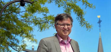 'Opa Tingeling' de nieuwe wethouder van Etten-Leur