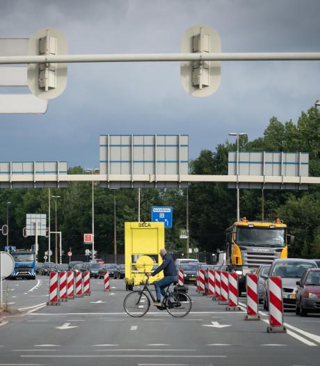 Vrijdagse verkeerschaos in Arnhem voorbode voor maandag