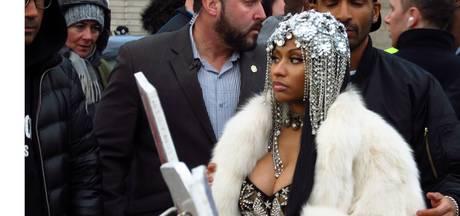 Nicki Minaj doet opnames videoclip over na aanslag Londen