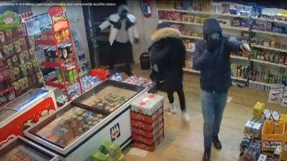 Dezelfde daders overvallen nachtwinkel twee keer op twee weken, politie zoekt getuigen
