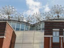 Er kan weer worden gewerkt in het voormalige gebouw van SLO in Enschede