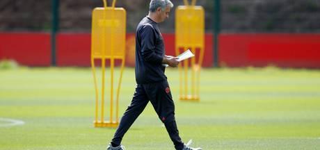 Mourinho geeft geen persconferentie: We zijn allemaal erg bedroefd