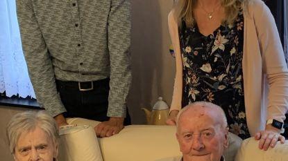 Bootje van Marcel en Adrienne vaart 65 jaar