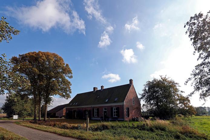 Landgoed Vijverhoeve in Huijbergen.