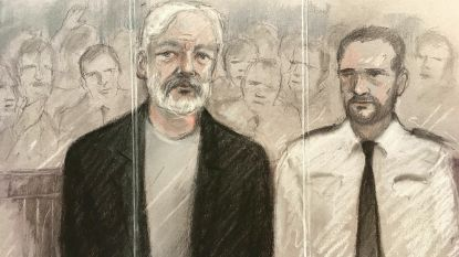WikiLeaks-oprichter Assange vecht uitlevering aan de VS aan
