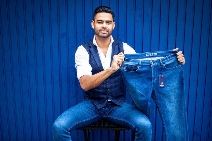 Nino Sumah lanceert Bukser Jeans