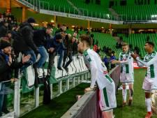 FC Groningen zonder zege in 2018, supporters keren club de rug toe