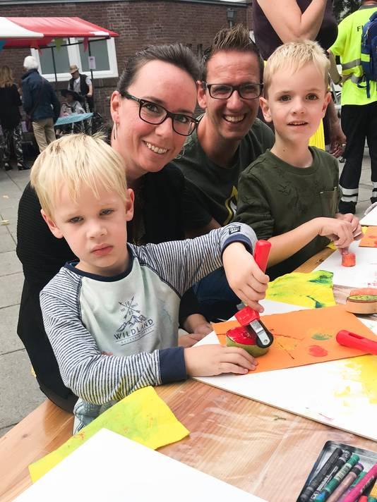Nieuwegeiners Ingrid, Vincent, Sem en Dex zijn ook op het ZON Festival.