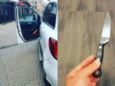 Man bedreigt vrouw met een mes in Gorinchem
