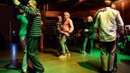 Dansende senioren vullen Biekorf