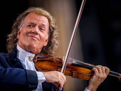 Geen extra concerten voor André Rieu op Vrijthof