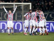 Willem II speelt in Loon op Zand tegen AA Gent