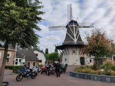 Op de motor vanuit Ermelo langs negen molens