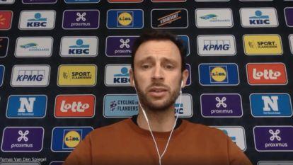 """Tomas Van Den Spiegel: """"De Ronde op 18 oktober? Ik denk dat we daar relatief goed zouden zitten"""""""