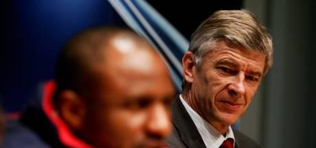 Trainer Vieira staat open voor opvolging van Wenger bij Arsenal