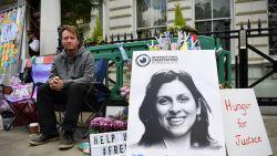 Britse-Iraanse gevangene in Teheran overgebracht naar psychiatrisch centrum