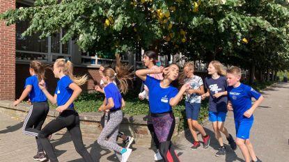 Sint-Pieter organiseert eigen scholenjogging voor 430 kinderen