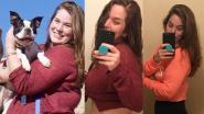 Meghan valt 59 kilo af in 17 maanden door twee veranderingen aan te brengen in haar leven