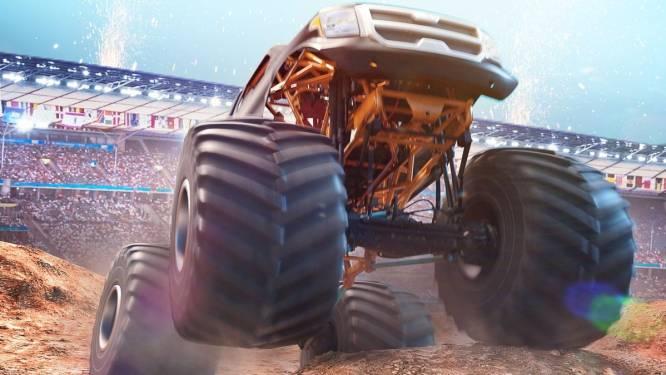 Monster Truck Championship: racen, stunten en vernieling zaaien