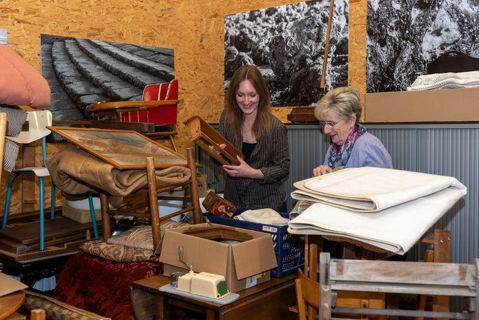 Eerder zamelde het Watersnoodmuseum ook spullen in uit de jaren '50.