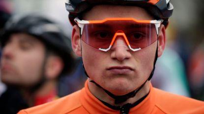 Mathieu van der Poel is weer fit na ziekte, Vantornout onvoldoende hersteld van griep voor Krawatencross