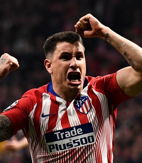 Giménez en Godín de helden van Atlético Madrid tegen Juventus